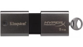 Illustration for article titled Kingston's HyperX Predator Flash Drive Is the Easiest Way To Misplace a Terabyte Of Data