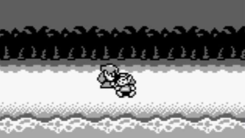 Screenshot: Link's Awakening