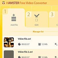 Illustration for article titled Hamster Free Video Converter Is a Dead Simple Drag and Drop Video Conversion Tool