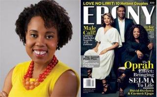 Mitzi Miller has edited Ebony since April 2014.
