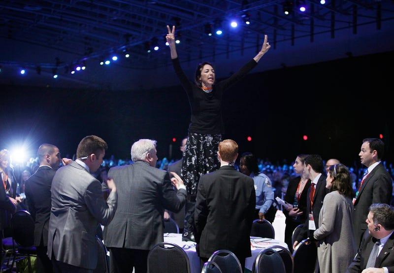 Desiree Fairooz (Mark Wilson/Getty Images)