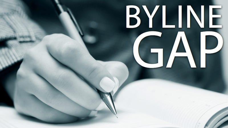 Illustration for article titled Major Mag Editors Address The Dearth Of Female Bylines