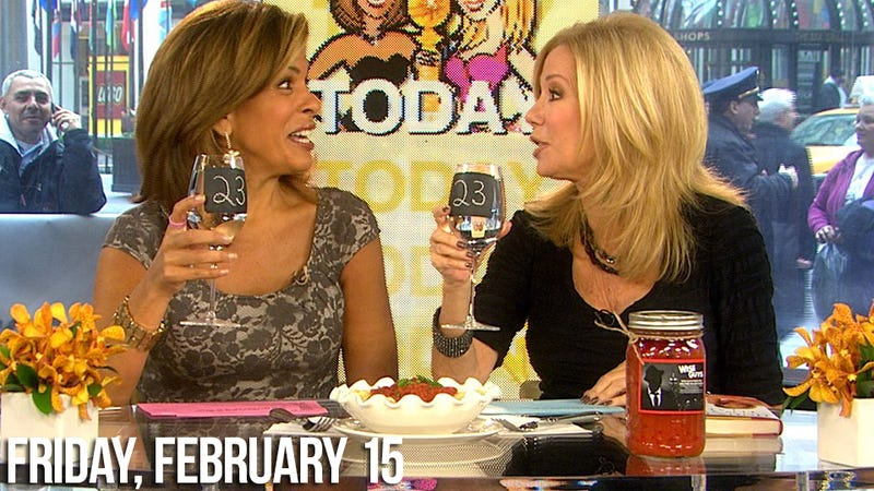 Illustration for article titled Kathie Lee and Hoda Are in a Chardonnay-Soaked Feud