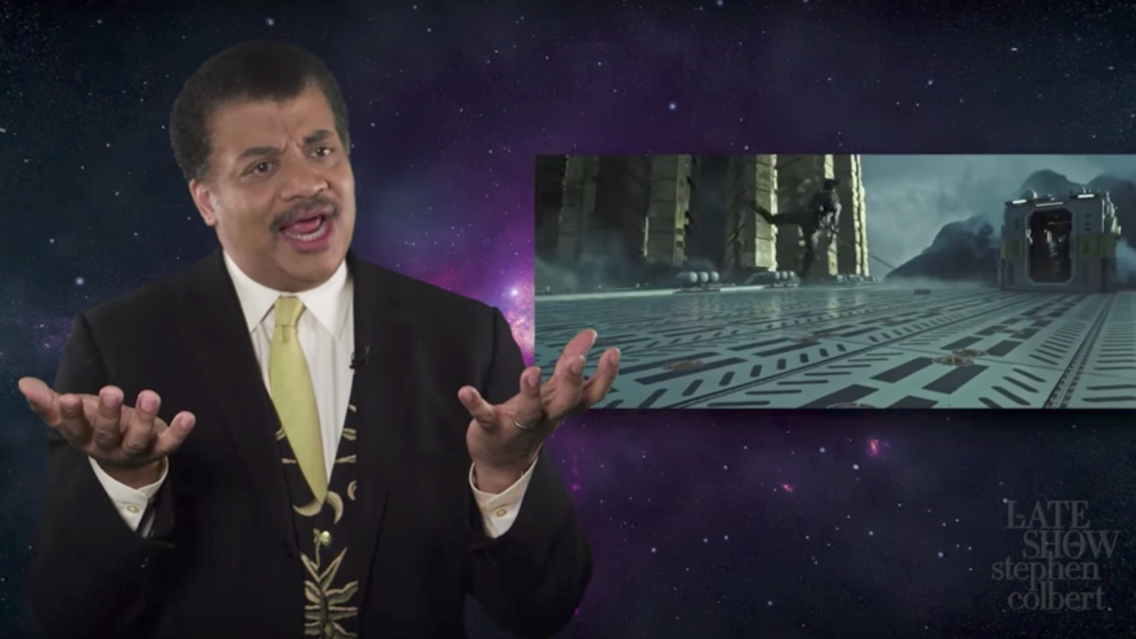 Neil deGrasse Tyson Is Back to Ruin More Summer Flicks With His Constant Thinking