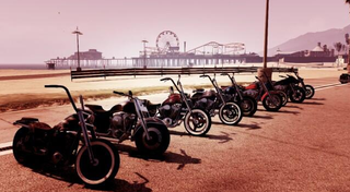 Illustration for article titled Inside The World of GTA Online's Intense Biker Gangs