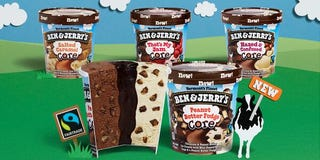 Illustration for article titled Ben & Jerry Apparently Graduated From Hogwarts