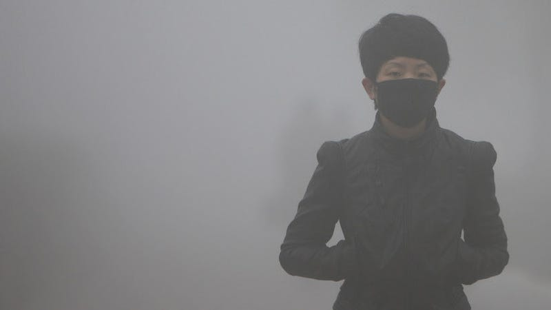 Illustration for article titled China Plans to Fight Its Smog With Artificial Rain