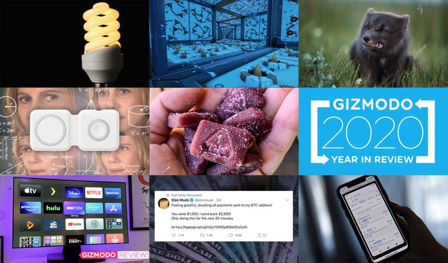 Gizmodo s 100 Most Popular Posts of 2020