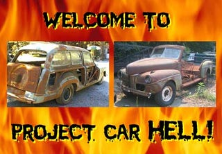 Illustration for article titled Project Car Hell, Woodless Woody Edition: Mercury or Ford?