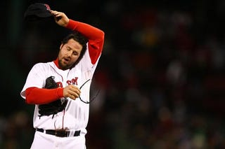 Illustration for article titled The Red Sox Have Had Just About Enough Of This Gagne Fellow