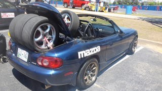 Is this how you Miata?