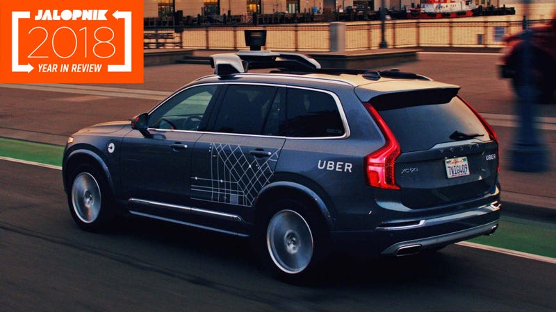 2018 Was a Hard Reality Check For Autonomous Cars