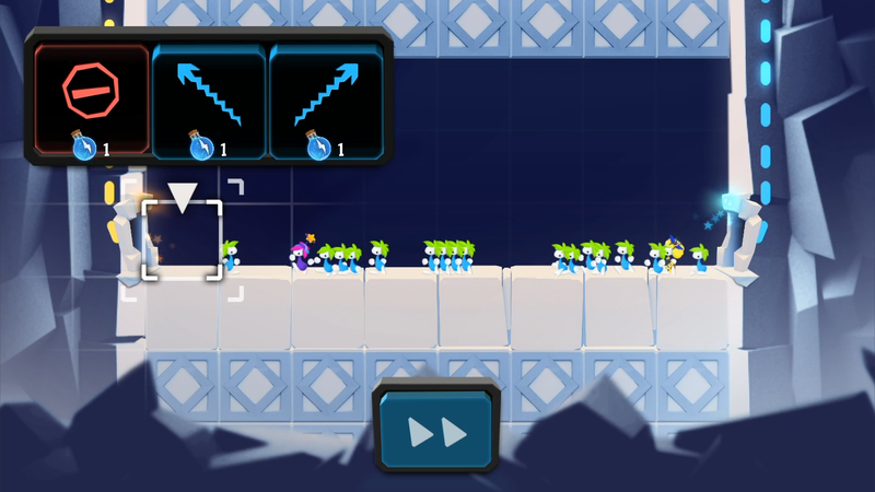 Lemmings (iOS and Android)