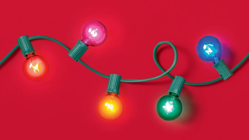 $25 Off $75 in Christmas Decorations at Target