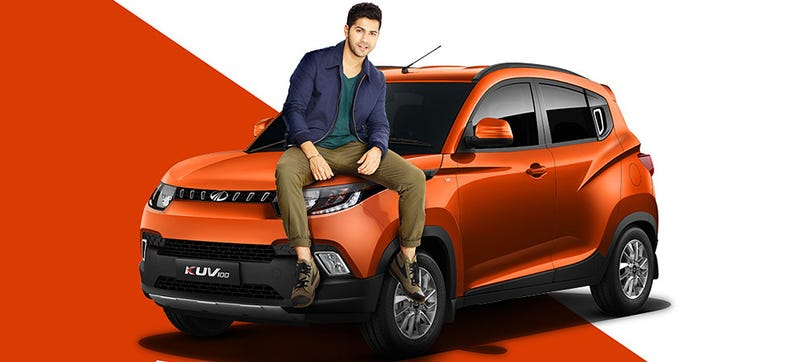 Illustration for article titled Looking For A 'Kool' New Car? Try The Mahindra 'Kool Utility Vehicle'