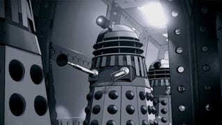 Illustration for article titled US screenings for The Power of the Daleks