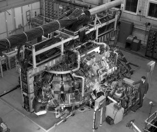 Illustration for article titled Here's What the Future of Nuclear Fusion Research Looked like in 1962