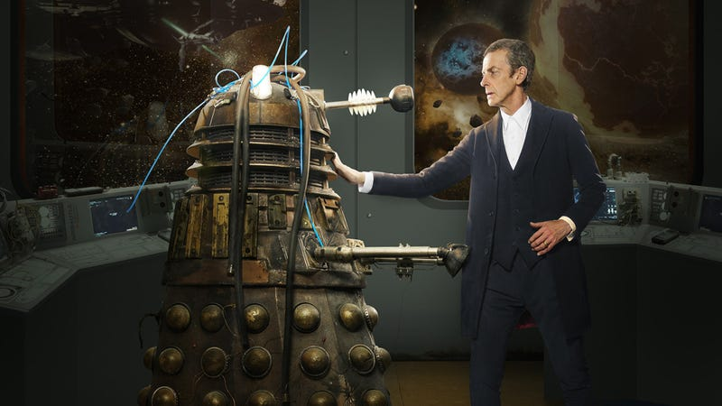 Illustration for article titled What's So Bad About Hating The Daleks, Anyway?