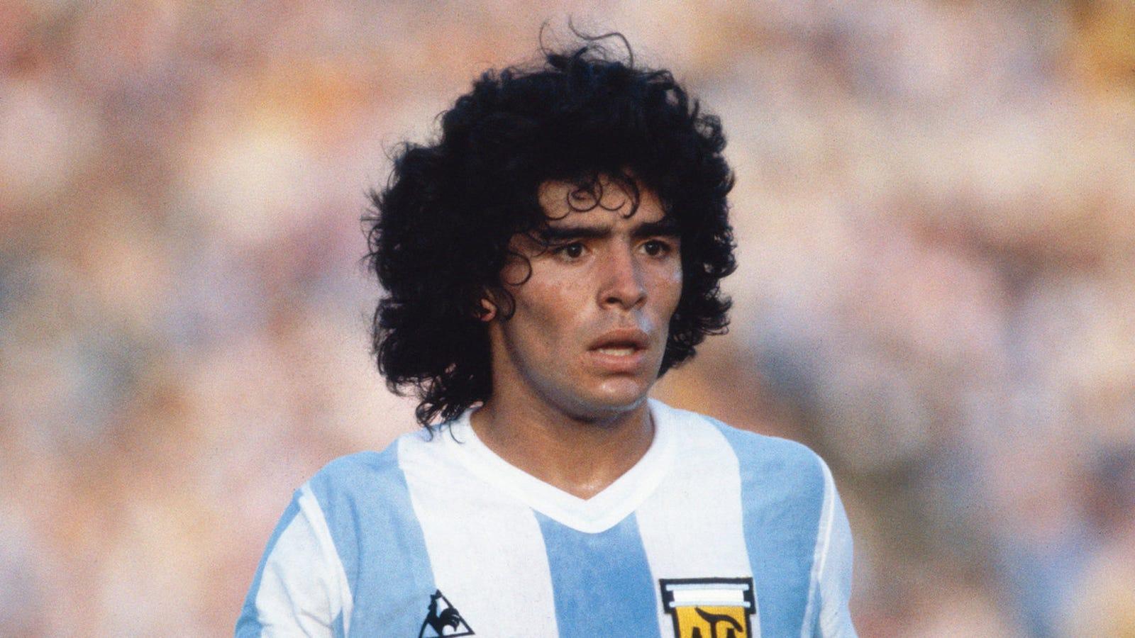 Diego Maradona Wants To Sue Konami