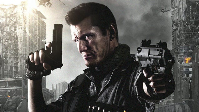 Watch Dolph Lundgren Lead a Band of Soldiers Against an Army of Zombies