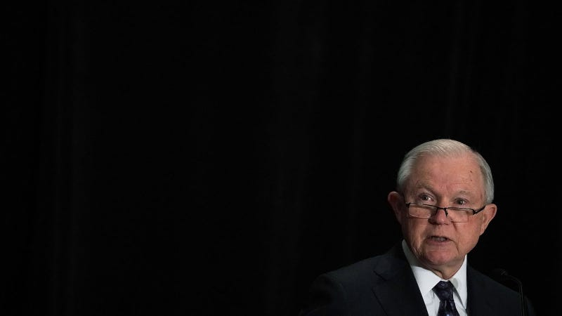 Illustration for article titled Jeff Sessions Just Blocked Most Victims of Domestic and Gang Violence From Applying for Asylum