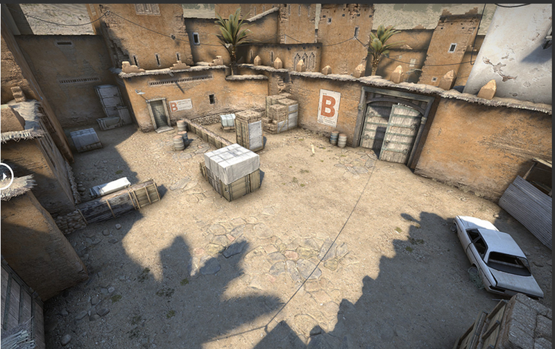 Illustration for article titled A Closer Look At The Dust 2 Revamp For Counter-Strike: Global Offensive