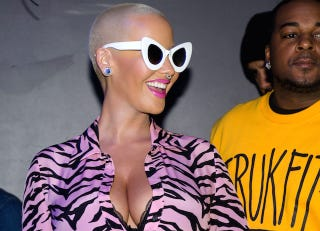 Illustration for article titled This Infuriating Airport Security Moment Brought to You by Amber Rose