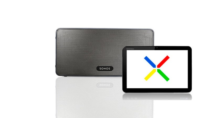 Illustration for article titled Sonos Updates Its Software—Promises Android Tablet Control, Spotify and Slacker Radio (Updated)