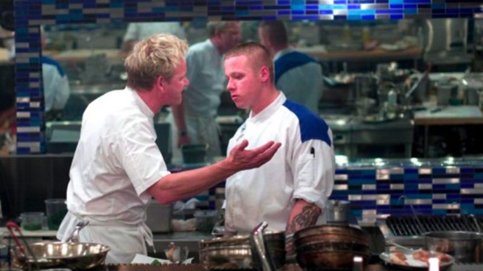 Hell Kitchen  Chefs Compete