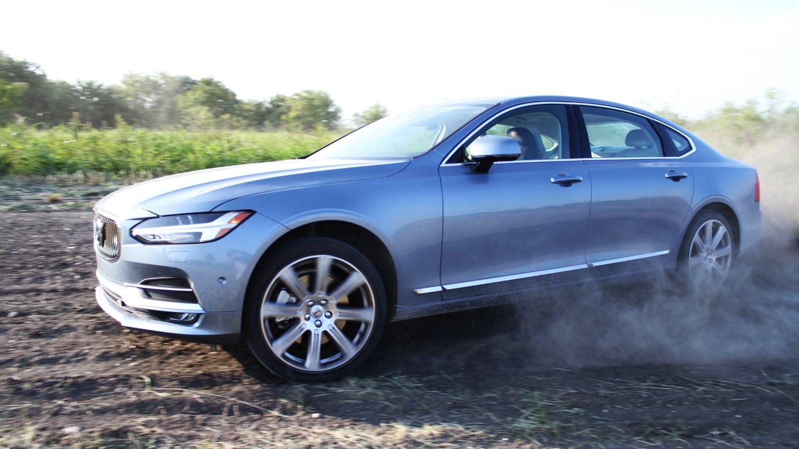 If Your Luxury Sedan Isn't As Nice As The Volvo S90, Send It Away