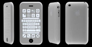 Illustration for article titled InVision Case Makes the iPhone Blind-Friendly, Defiantly Screenless
