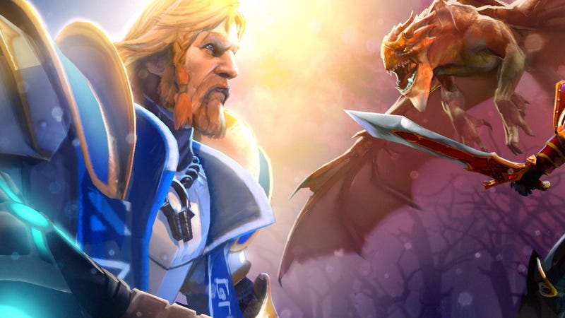 Illustration for article titled Dota 2 Is Getting More Newbie Friendly
