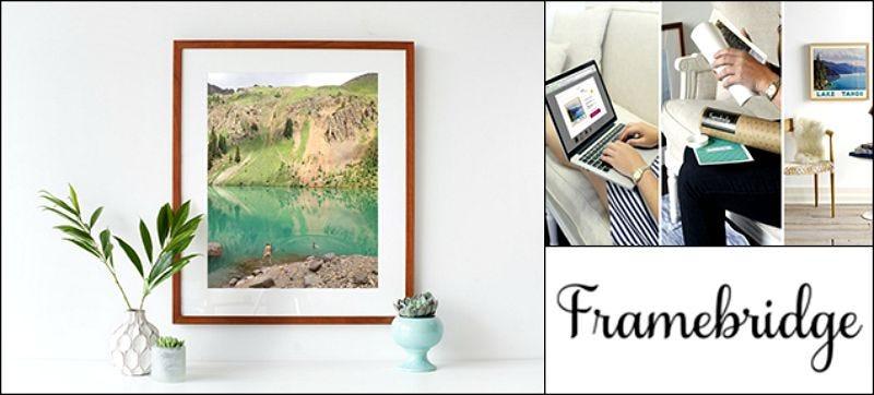 Illustration for article titled Framebridge: Custom Framing (from $39)