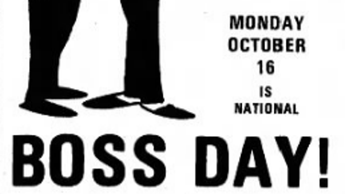 A Brief History Of National Boss Day
