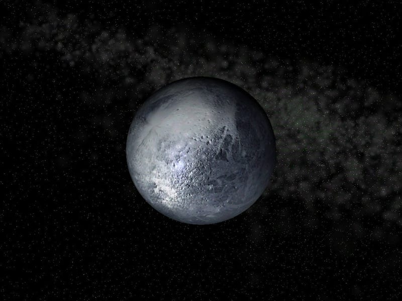 Illustration for article titled Pluto apparently might be becoming a planet again!