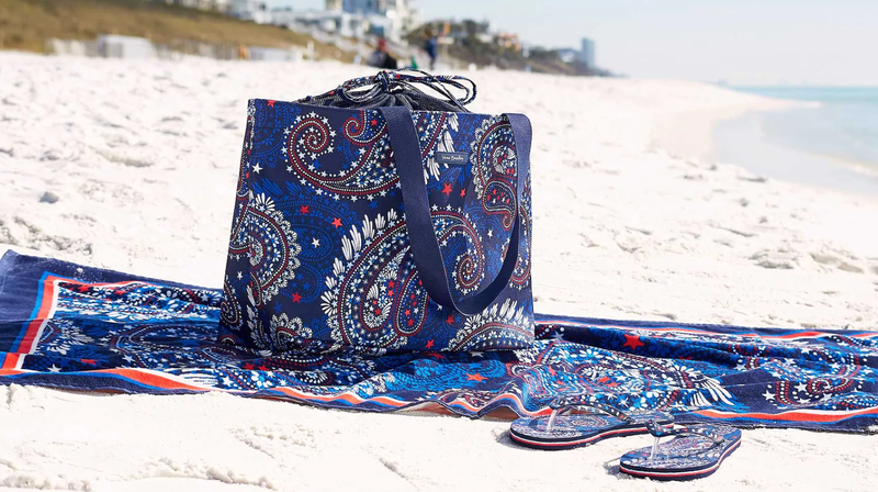 30% Off Travel, 30% Off Fireworks Paisley, and 40% Off Summer Sale | Vera Bradley