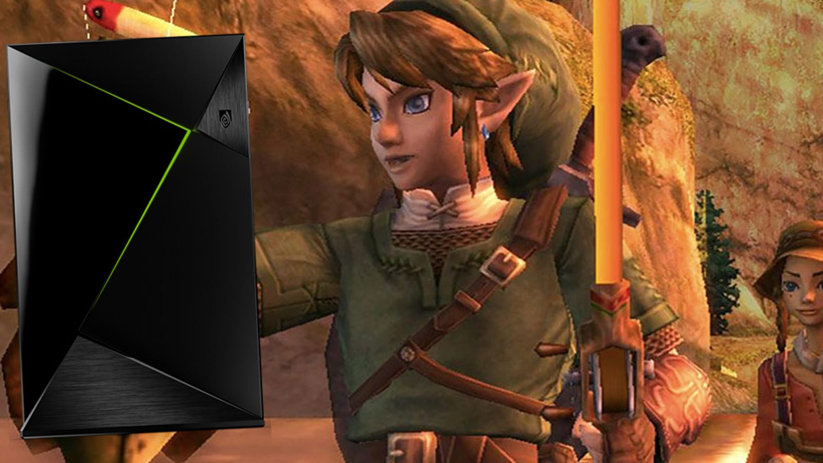 Gorgeous Nintendo Games Are Coming to Nvidia Shield, But Not In the