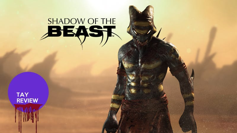 TAY Review: Shadow of the Beast
