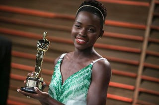 Lupita Nyong'oADRIAN SANCHEZ-GONZALEZ/AFP/Getty Images