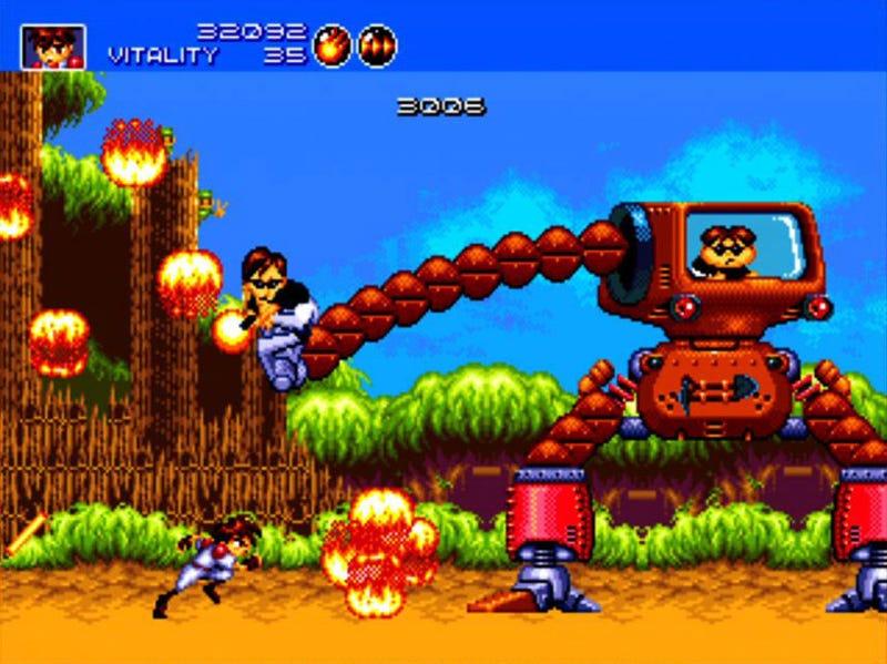 Illustration for article titled Sega Vintage Collection 2 Brings GunStar Heroes To XBLA, PSN