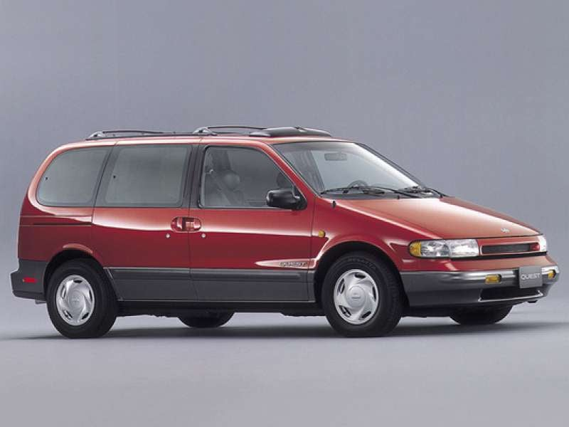 meh car monday ugh, the mercury villager, especially that nautica oneMercury Villager Minivan #18