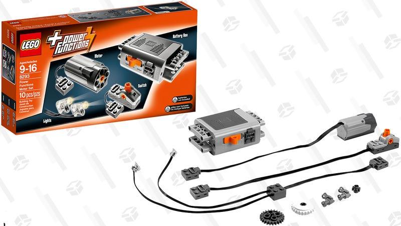 LEGO Technic Power Functions Motor Set | $17 | Walmart and Amazon