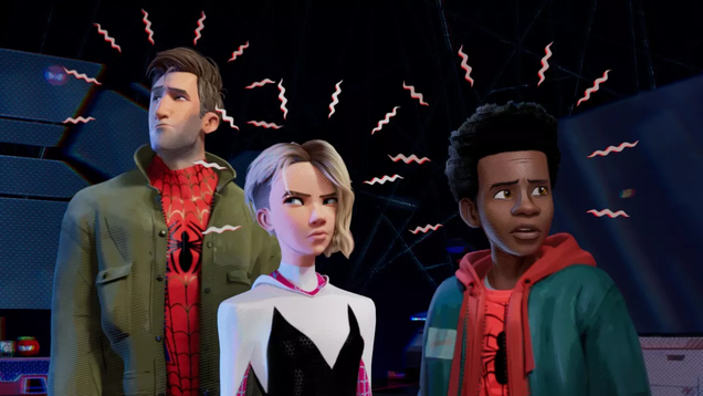 PSA: You Can Now Read the Screenplay for Spider-Man: Into the Spider-Verse Online