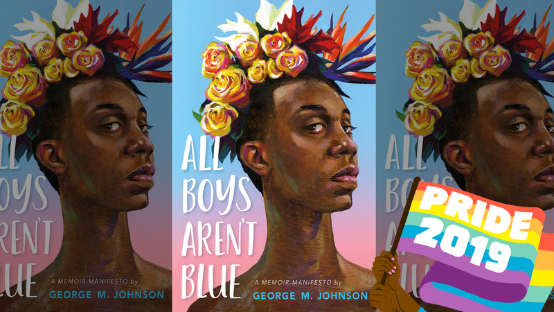 Illustration for article titled All Boys Aren't Blue: A Black Queer Man Writes About Black Queer Life for Black Queer Kids