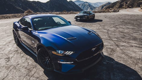 The Ford Mustang Defeated The Whole World