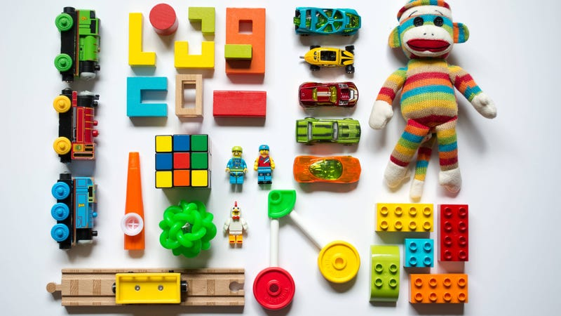 Illustration for article titled The Best Ways To Keep Your Kid's Toys Orgaganized