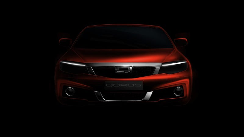 Illustration for article titled World Premier For Second Qoros Production Model At 2014 Geneva Motor Show