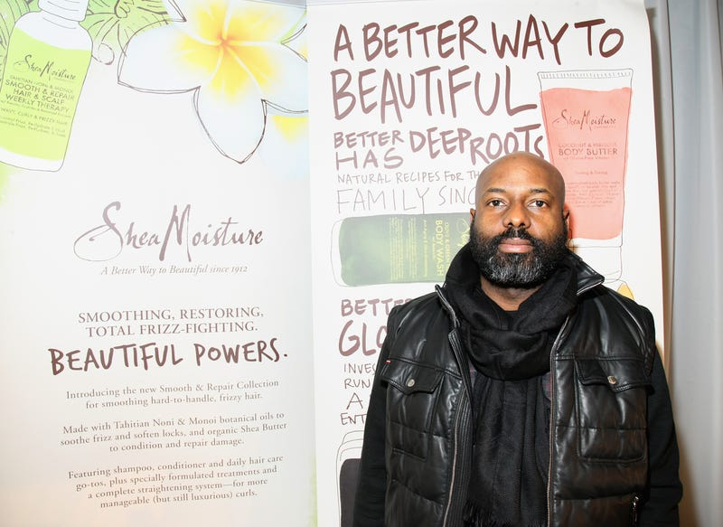 CEO of SheaMoisture Richelieu Dennis on Feb. 15, 2015, in New York City (Bennett Raglin/Getty Images for SheaMoisture)