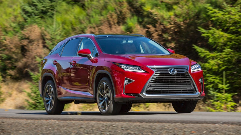 Illustration for article titled Lexus RX: Jalopnik's Buyer's Guide