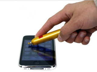 Illustration for article titled You Can Now Have Your Very Own iPhone Sausage Stylus